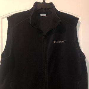 Columbia vest size large.